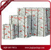 クリスマスツリーのショッピングギフトのペーパー・キャリアはラミネーションのギフトの袋によって薄板にされる紙袋を袋に入れる