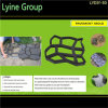 Ajardinando o cimento do pavimento dos PP molda o molde do Ferramenta-Paver do jardim de DIY para o trajeto do jardim