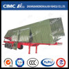 Nuevo diseño acoplado de muchas secciones de la Dual-Cara Tipping/Dumping de Van/del rectángulo semi