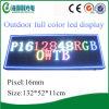 Cor cheia ao ar livre P16 da alta qualidade que anuncia a exposição de diodo emissor de luz