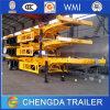 De Semi Aanhangwagen van het Vervoer van de container, de Vrachtwagen van de Aanhangwagen van Chassis