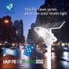 indicatore luminoso di via solare del sensore di movimento di alta qualità 15-80W LED