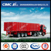 Cimc Huajun Hot Sale Coal Carrying 밴 또는 Box Trailer