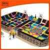 Enorme Indoor Bungee Trampolim para Crianças