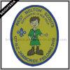 Qualità Woven Patch per School Scouts (BYH-10162)
