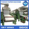 Rodillo enorme del papel de tejido que hace la máquina