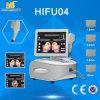 Equipo enfocado de intensidad alta de la belleza del cuidado de piel del ultrasonido de Hifu - Hifu04