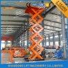 Levage de levage hydraulique de ciseaux de Stationay de 2 tonnes