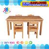 خشبيّة أطفال طاولة لأنّ روضة الأطفال ([إكسه-0023])