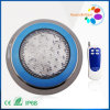 poder más elevado IP68 LED Swimming Pool Lamp de 12PCS 12W