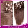 Essere umano di 100% Clip-nell'estensione brasiliana dei capelli (GP-CL 16 )