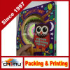 Impresión de encargo del libro de la tarjeta de los niños (550128)