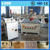Дверь PVC CNC Ww1325A 4X8FT делая машину