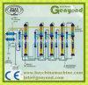 Évaporateur de condensateur de lait d'acier inoxydable