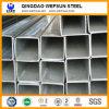 Tubo d'acciaio quadrato galvanizzato materiale della struttura d'acciaio