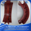 Custom High Quality of Cast Iron Brake Shoes for Heavy Duty Truck Benz, Man, Scania, Nissan, Hino