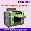 BerufsBest Quality Durable A3/A4 Size UVled Digital Flatbed Printer mit Dx5 Head