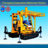 X-Y2bl New条件Portable Ctawler Water Well DrillingおよびRig Machine