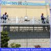 Plataforma de trabajo colgante colgante de la fachada plataforma/de la limpieza/de la góndola suspendidas de ventana
