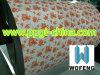 중국 Jiangyin Wofeng에서 나무로 되는 벽돌 돌 위장 패턴 PPGI