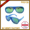 Fk0130 refrigeram os óculos de sol do miúdo feitos em China
