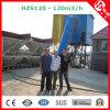 Hzs120 Natte Concrete het Groeperen van de Mengeling Installatie met de Transportband van de Riem
