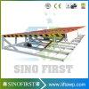 rampa stazionaria idraulica elettrica del bacino della rampa dell'iarda del contenitore di 14ton 16ton