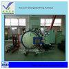 Gas de alta presión de incorporación del horno del vacío del cargamento delantero que apaga