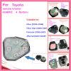 Interior remoto para Toyota com 4 teclas 433nhz