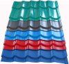 Tuile de toiture enduite ridée par Gi en métal de couleur de toitures de prix de gros de la Chine
