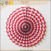 2016 flores de papel de los nuevos de los diseños de la pared Pinwheels hechos a mano de la decoración