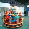 Новое Design Kids Amusement Rides Pirate Carousel для крытой спортивной площадки