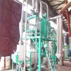 Macchina del laminatoio della smerigliatrice della farina del mais del mercato del Kenia
