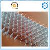 Structure en aluminium d'âme en nid d'abeilles pour la fabrication d'appareils électriques
