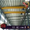 Pont roulant de poutre de grue unique de câble métallique 5 tonnes