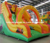 Mini Inflatabe diapositiva de China para el parque inflable