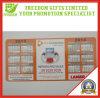 Calendario del magnete del frigorifero (FMC436)