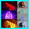 18PCS 12W LED RGBW Waterproof PAR Can Light