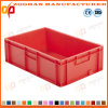 100% Novo Material Plastic Turnover Box Food Storage Container (Zhtb10)