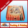 Contenitore stampato abitudine di pizza (1324)