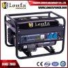 generatore della benzina di 2500W 2.5kw 2.5kVA con l'inizio di ritrazione