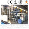 Aufbereitetes Plastikfilm-waschendes Gerät mit der Kapazität 1000kg/Hr