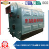 De horizontale Boiler van de Vaste brandstof van de Buis van de Brand van de Rooster van de Ketting Met kolen gestookte