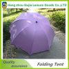 Parapluie de cadeau d'impression personnalisé par couleur pure imperméable à l'eau commerciale