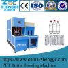 Máquina que sopla de la botella semi automática de la cavidad de la velocidad dos