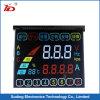Écran LCD transmissif de Tn pour le distributeur de gaz