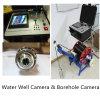 180 degrés tournant l'appareil-photo d'inspection de Borewell, appareil-photo rotatoire de puits profond, appareil-photo de forage