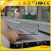 Profil en aluminium anodisé de vente chaud de profilés en u pour la décoration de meubles