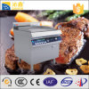 Griddle elétrico comercial do aço inoxidável do equipamento da cozinha do hotel