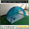 Zoll gedrucktes Sun-Farbton-preiswerte gestreifte Plane-kampierendes Strand-Zelt